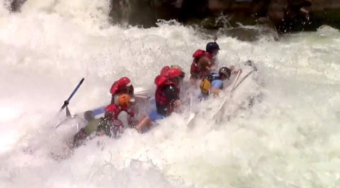 Africa Week 3: Rafting the Zambezi